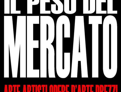 IL PESO DEL MERCATO – icsART 2016-2018 Volume Secondo