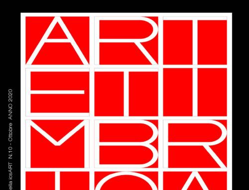 icsART 2020 N.10 ARTE TIMBRICA